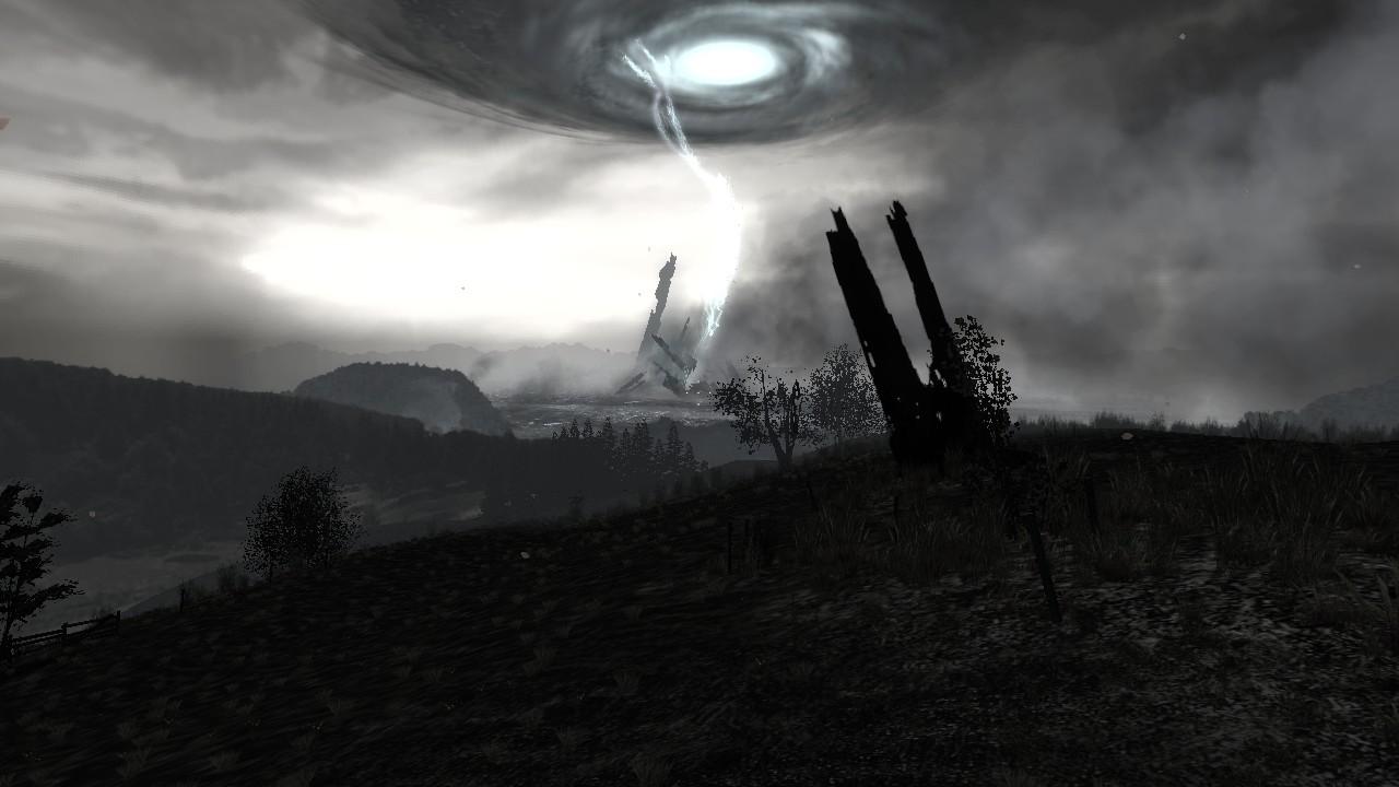 Citadel Destroyed Image Dangerousworld 2 Mod For Half Life 2