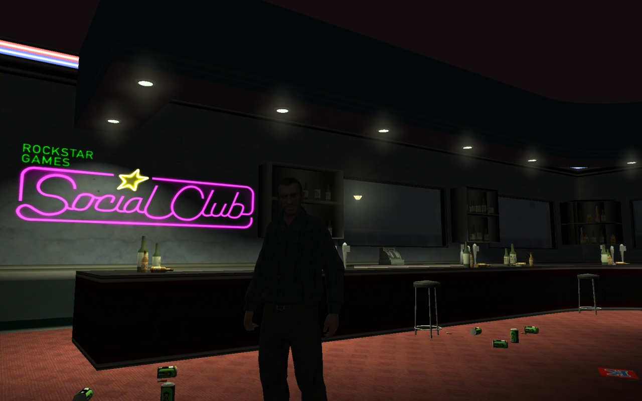Rockstar Social Club (Ingame) image - United Russian Mod ...