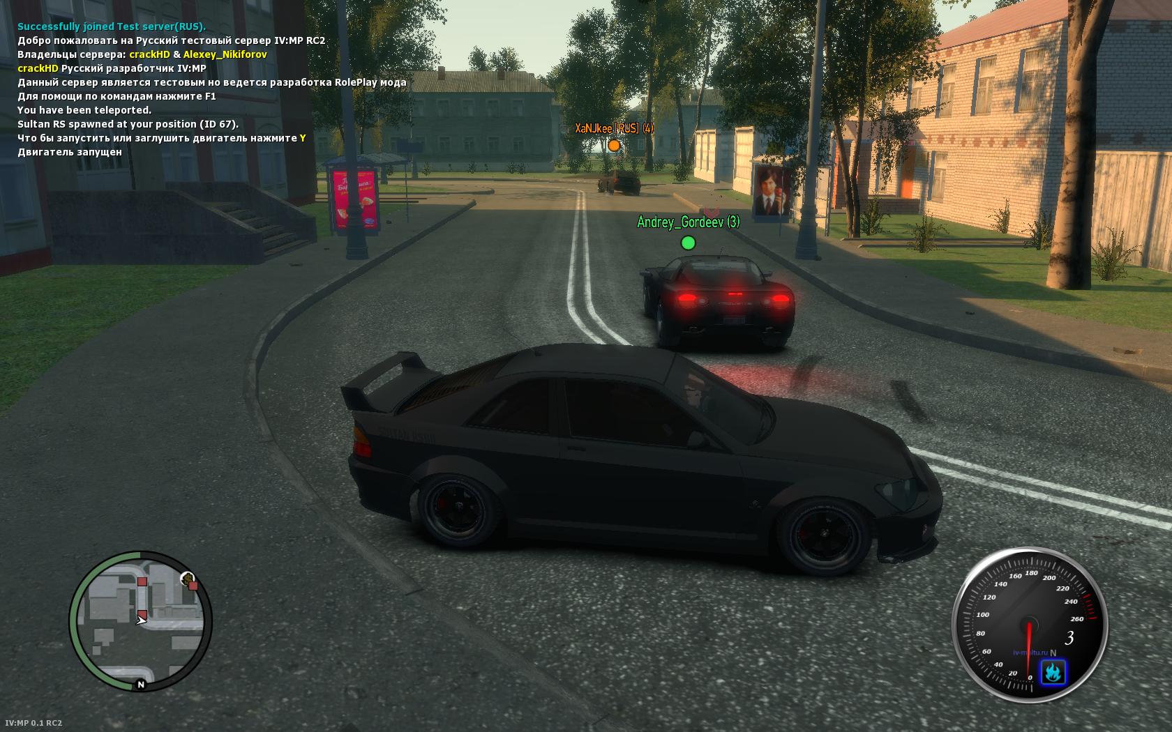 Grand theft auto criminal russia