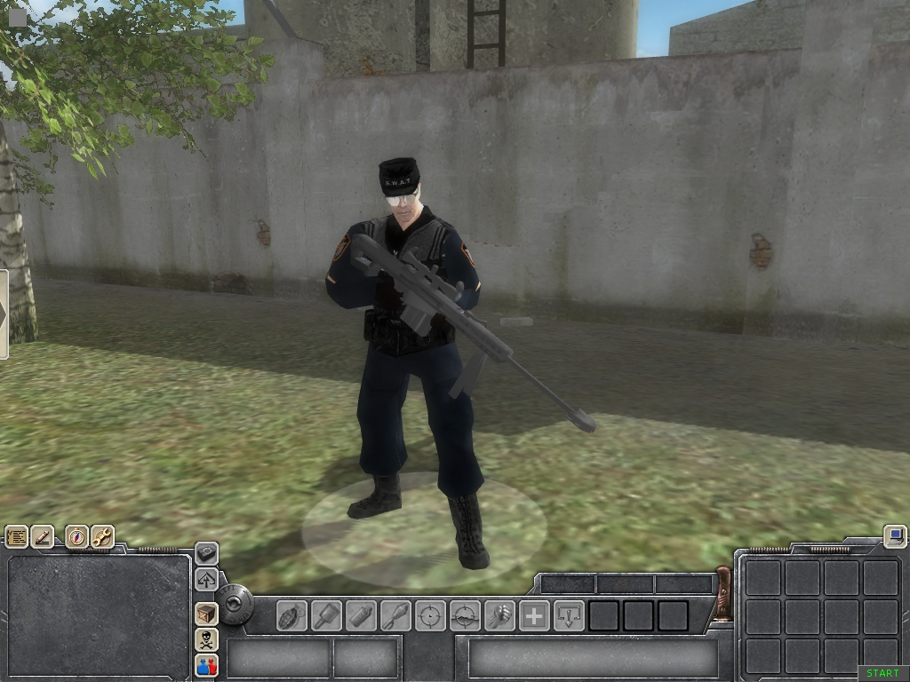 The Swat Sniper Image Stargate Adventures In The Galaxy Mod For