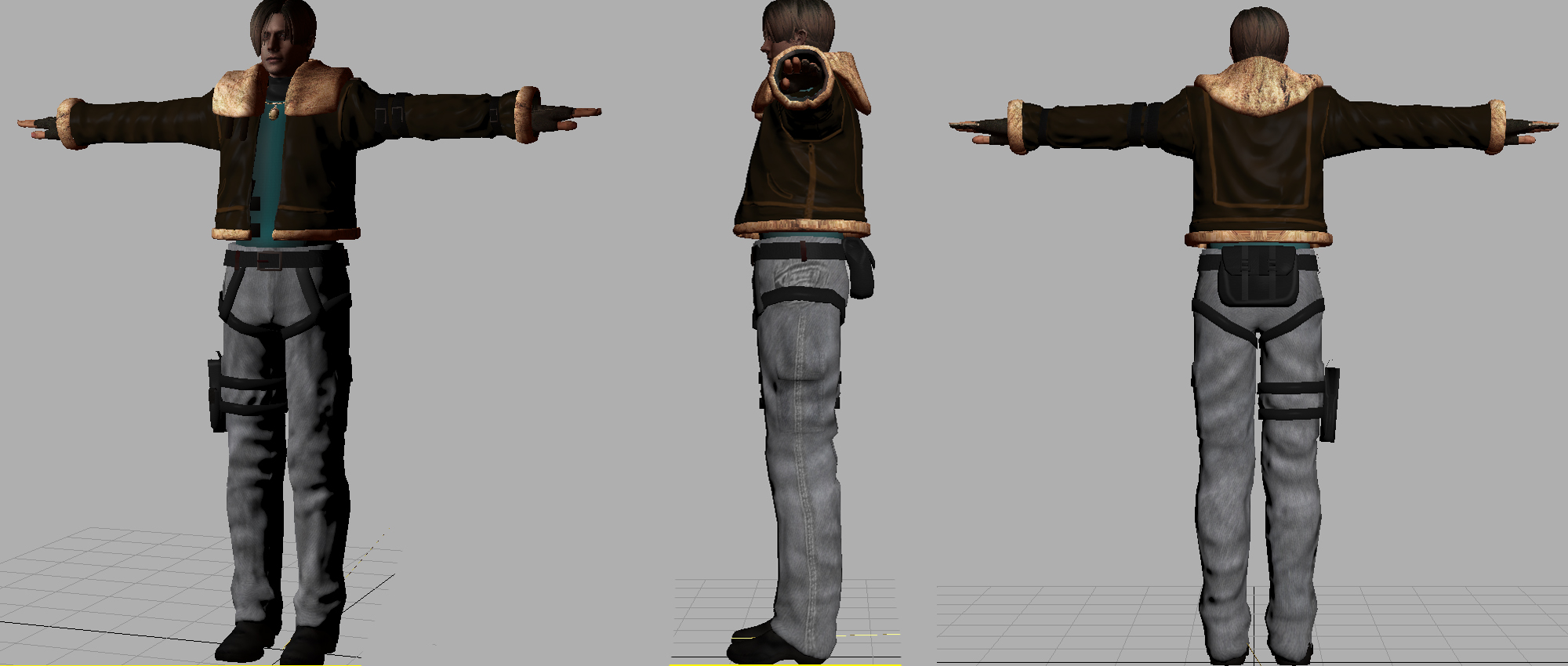 Quick Update About Leon! | Resident Evil 4 HD Project