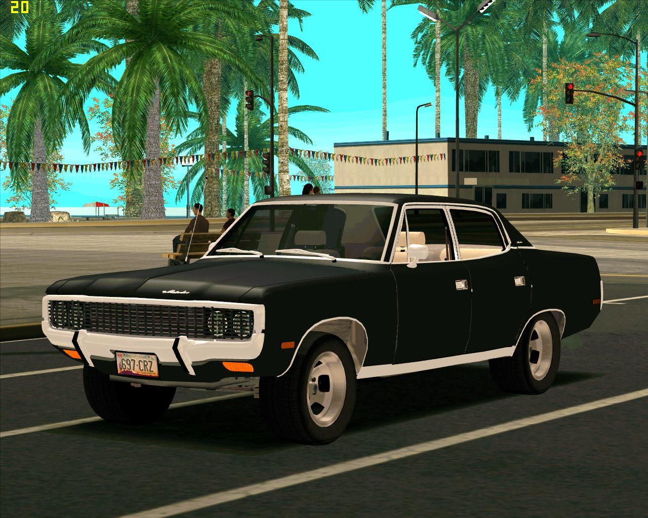 Gta San Andreas Cars  Mod