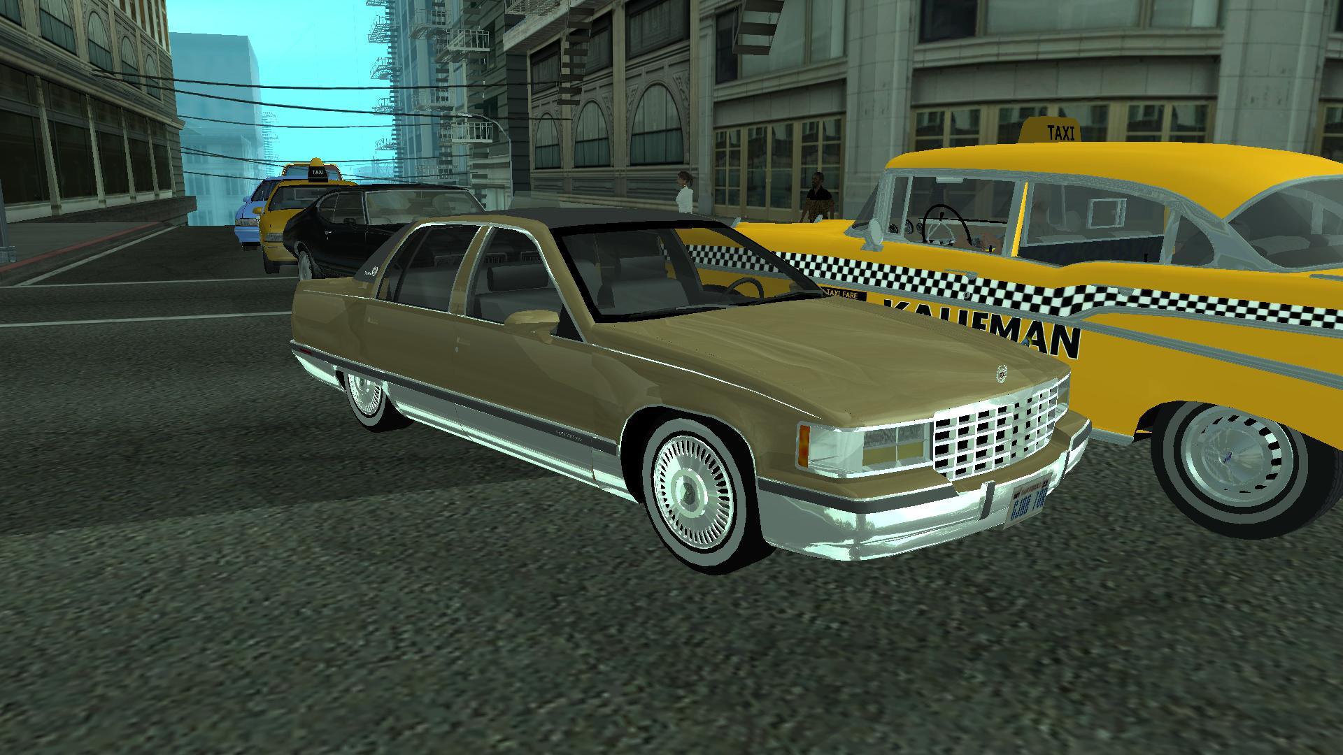 Gta San Andreas All New Cars Mod