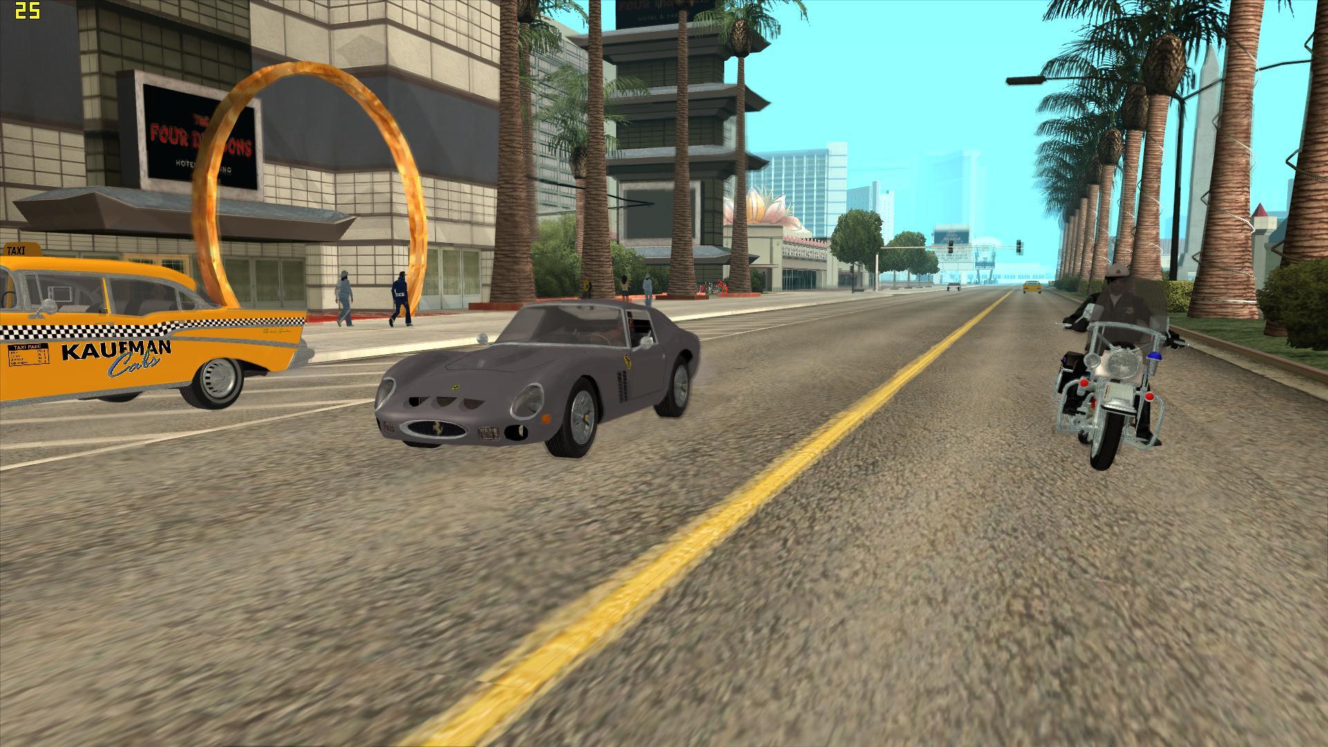 lv image real cars for gta sa mod for grand theft auto san