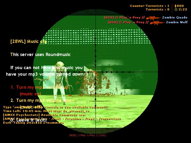 zombie mod cs 1.6