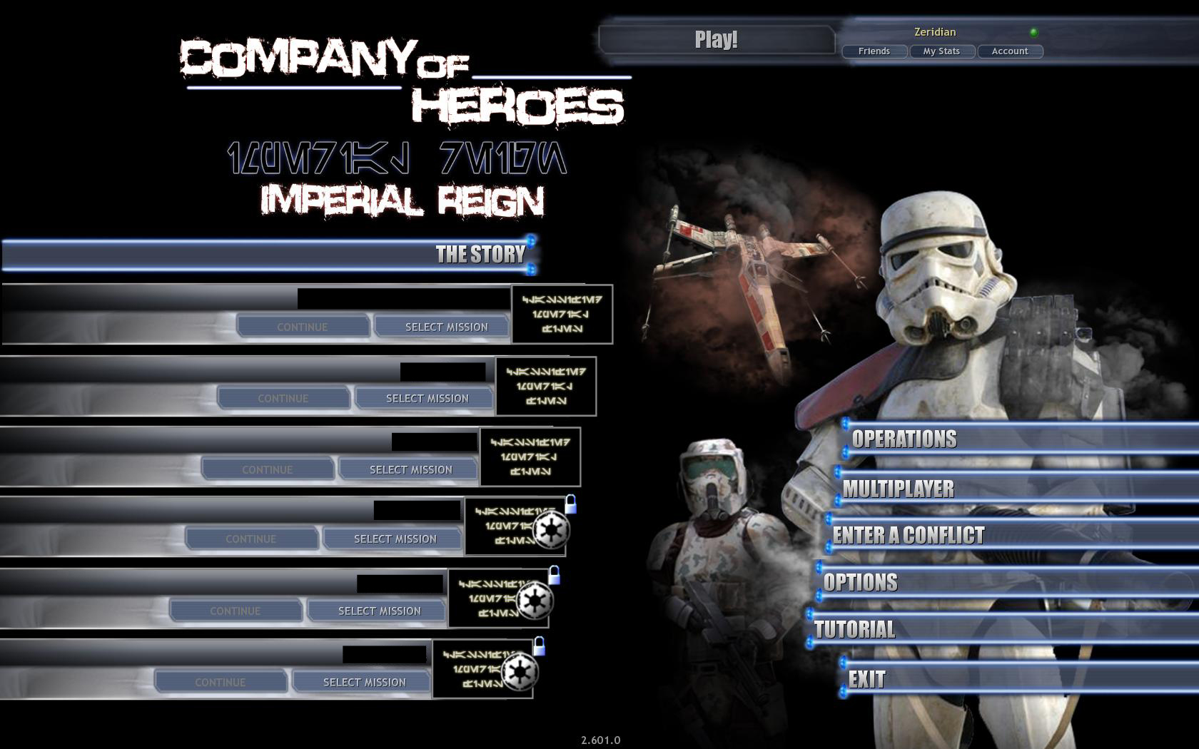 Ui Construction Image Imperial Reign Mod For Company Of Heroes Opposing Fronts Mod Db