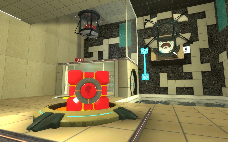 Игра portal 2 портал 2 скачать торрент бесплатно