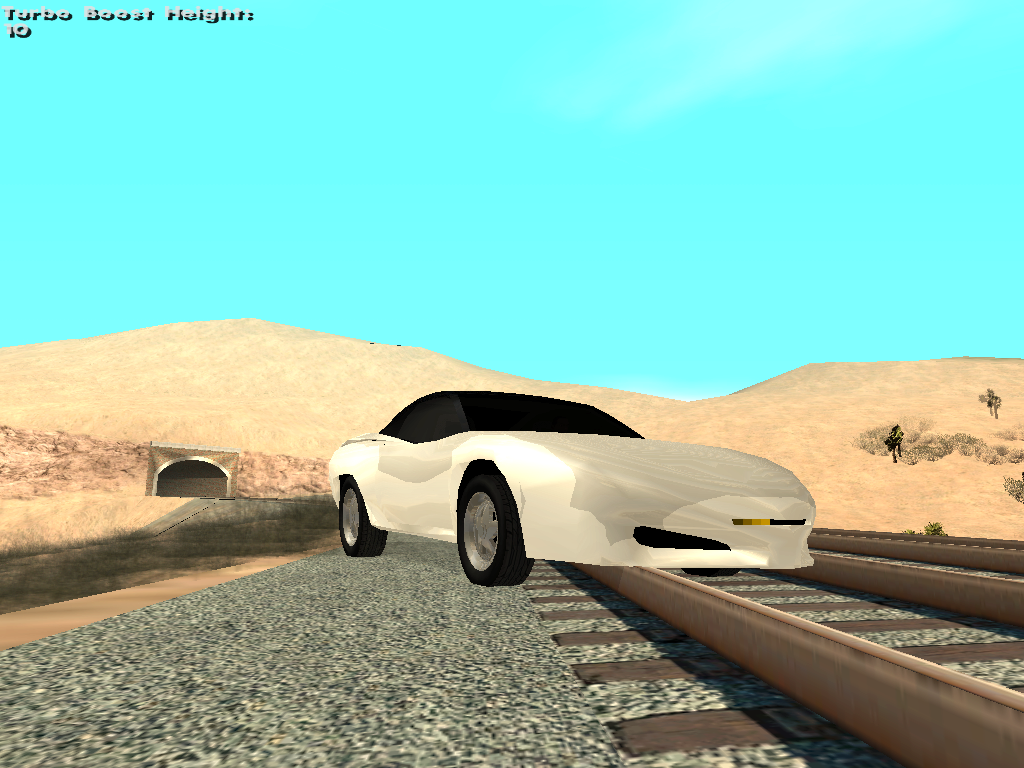 KARR 4000 image - Knight Rider 2000 mod for Grand Theft Auto: San Andreas - Mod DB