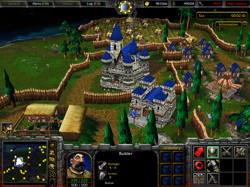 Gods and Empires mod for Warcraft III: Frozen Throne - Mod DB