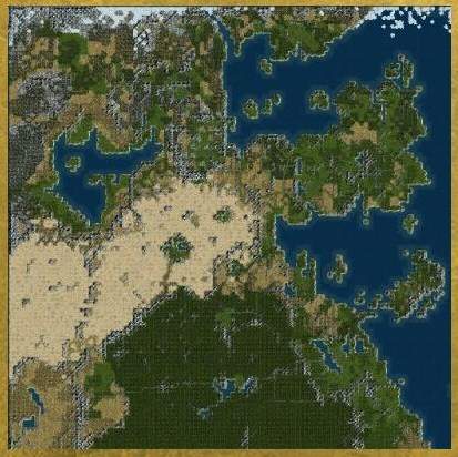 The Map Image Fairy Tale Mod For Civilization Iv Beyond The Sword