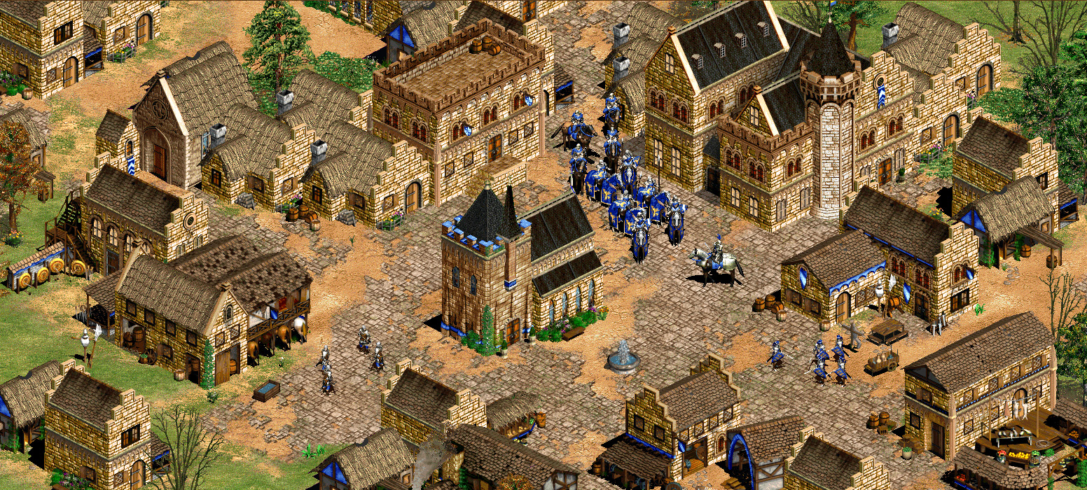 How To Build Knights In Age Of Empires