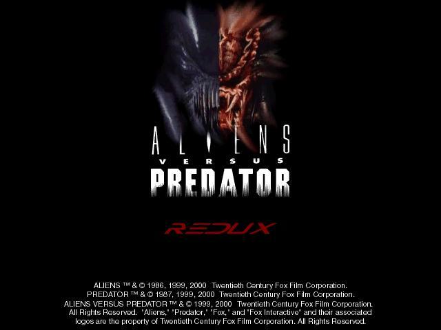 Aliens versus Predator Classic Redux mod - Mod DB