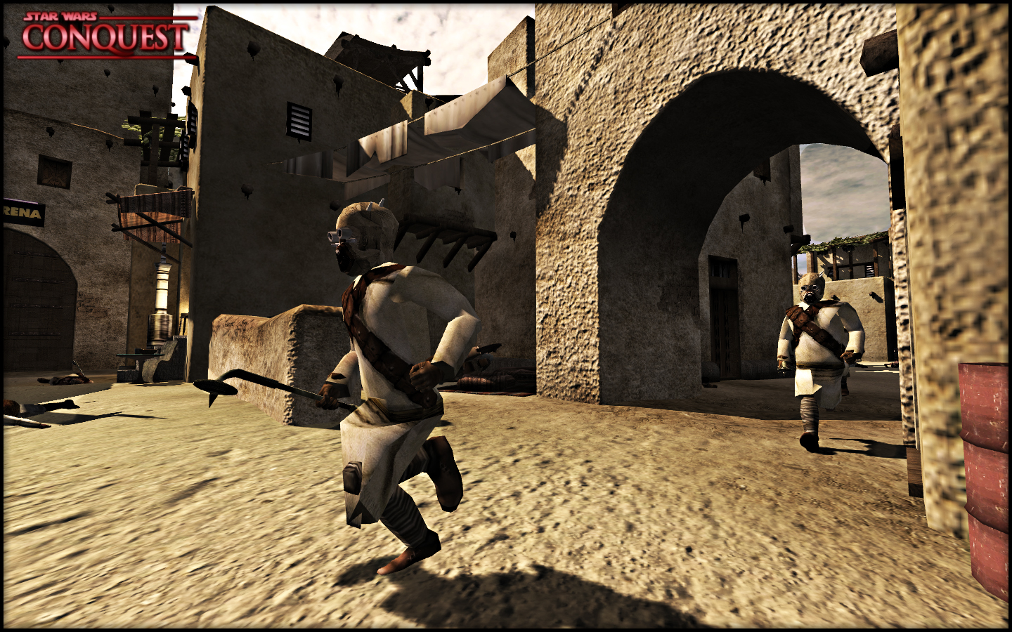 how to download star wars conquest for mount and blade warband