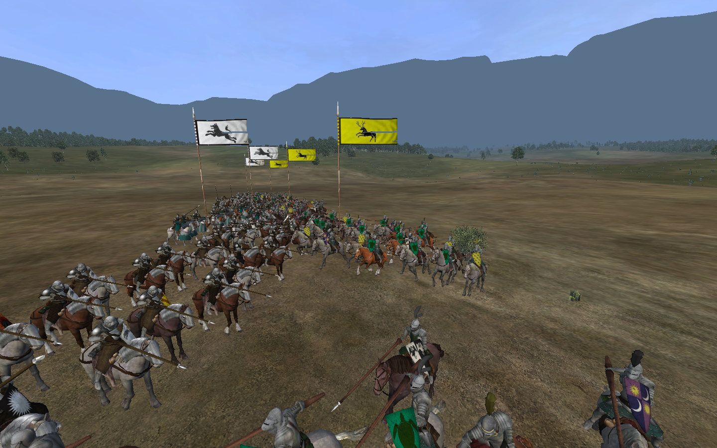 The Charge (2) image - Westeros: Total War mod for ...