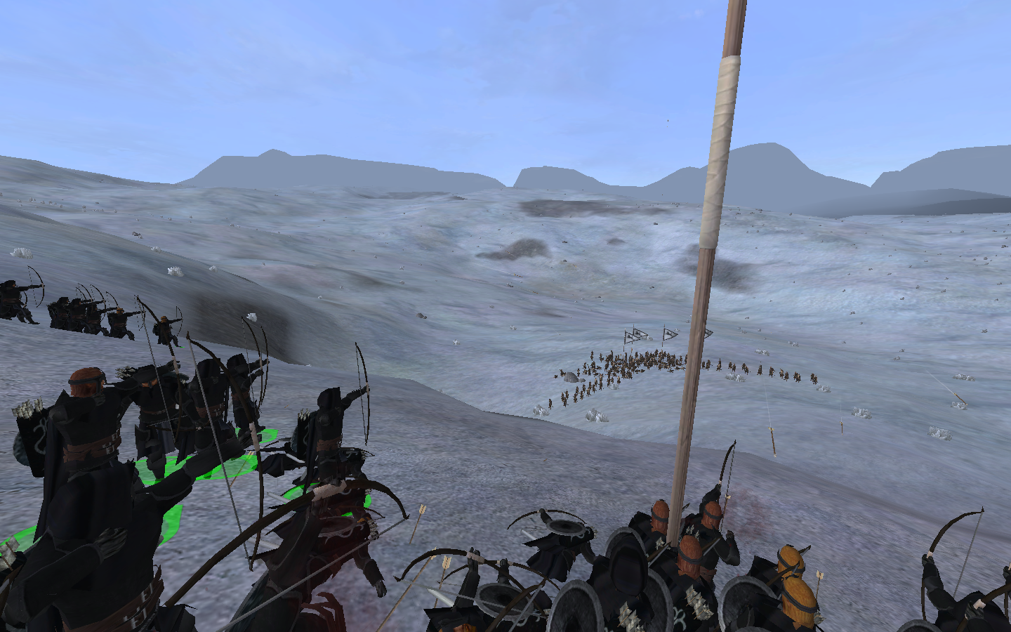 The Rangers Beyond The Wall Image Westeros Total War Mod For
