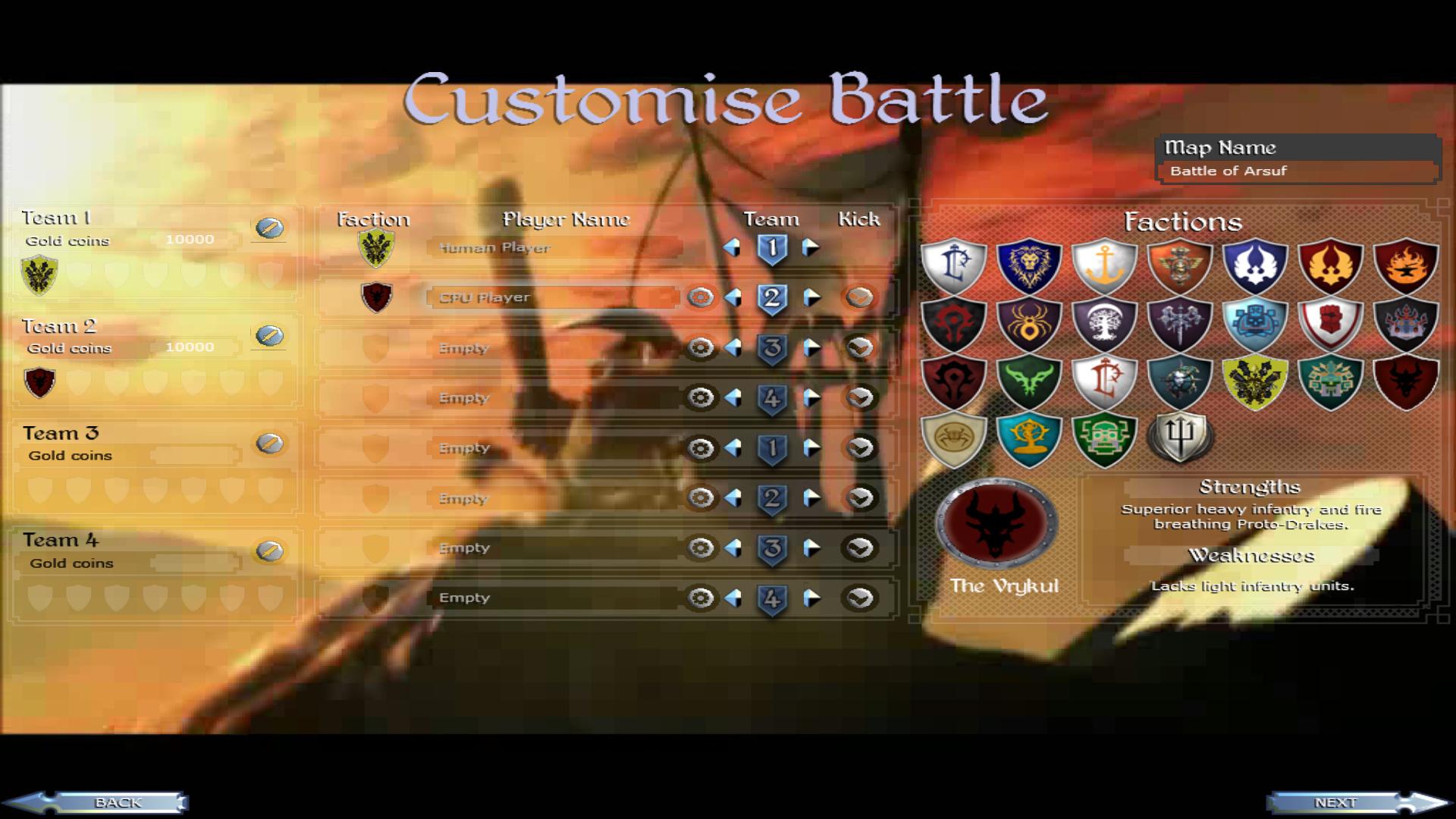 Warcraft: Total War mod - Mod DB