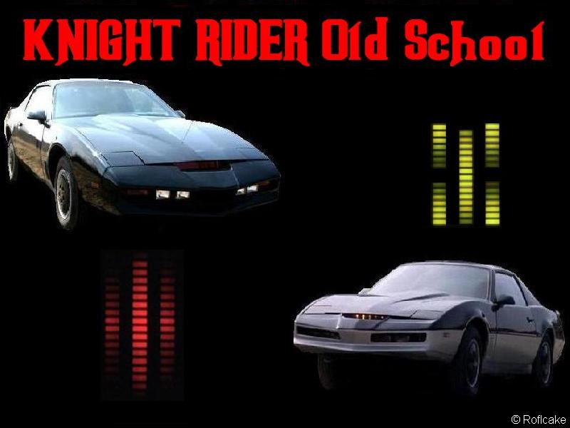 Knight Rider Old School Mod For Grand Theft Auto  San