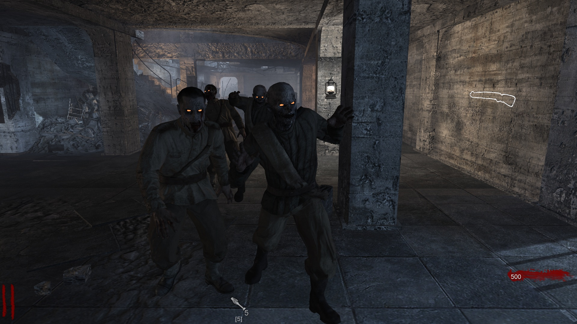 My Work Communist Zombies image Axis Player mod for Call of Duty World a