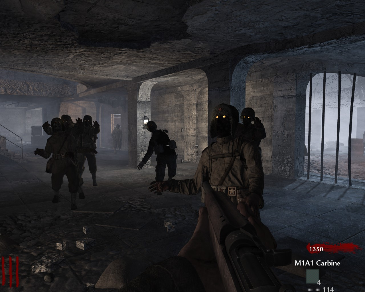 Allied zombies made by ss550101 image Axis Player mod for Call of Duty Wor