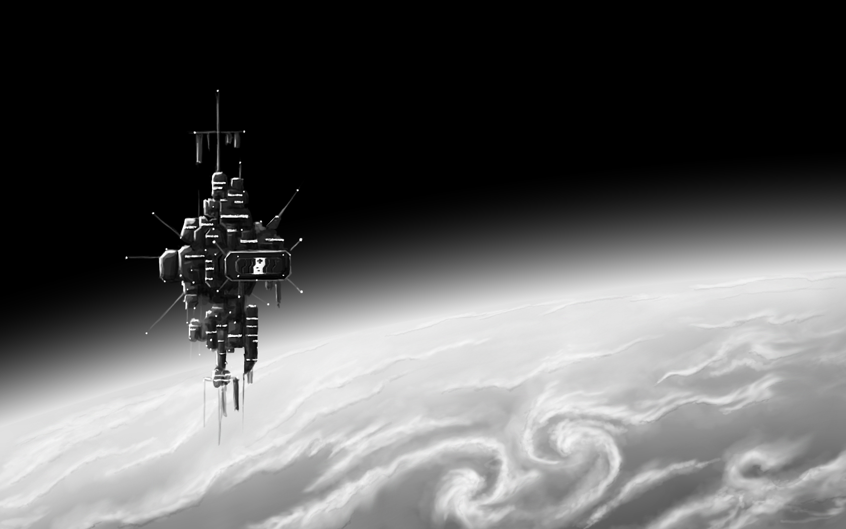 Raider Space Station image - Path To Victory mod for ...