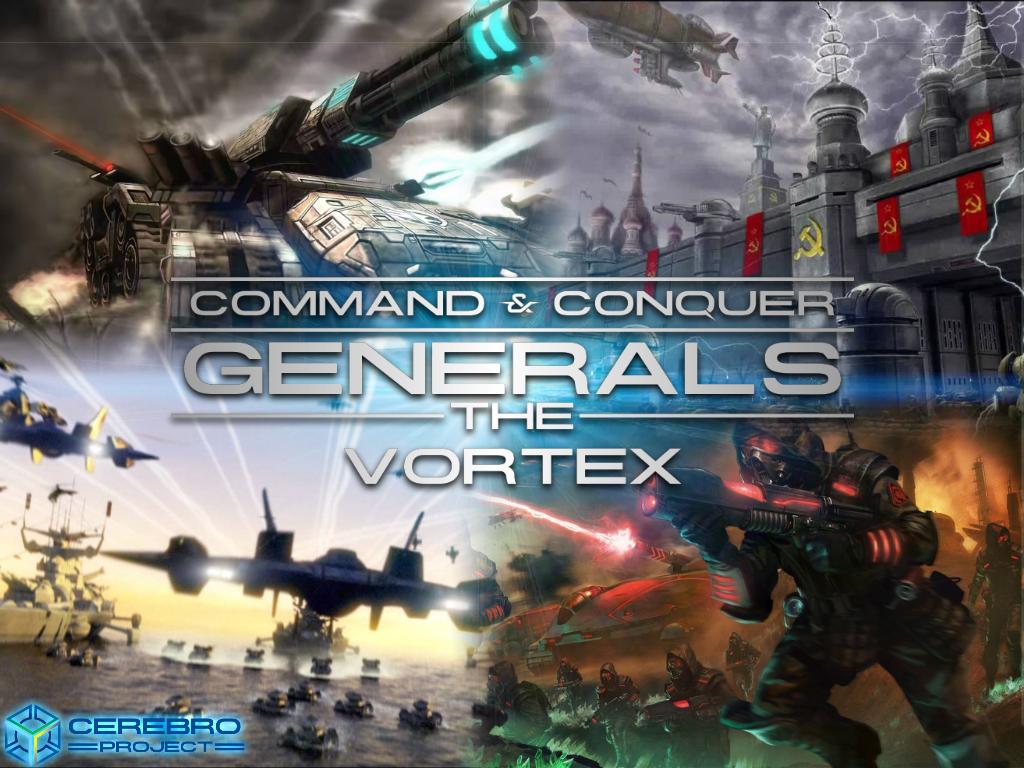 C&C THE VORTEX mod for C&C: Generals Zero Hour - Mod DB