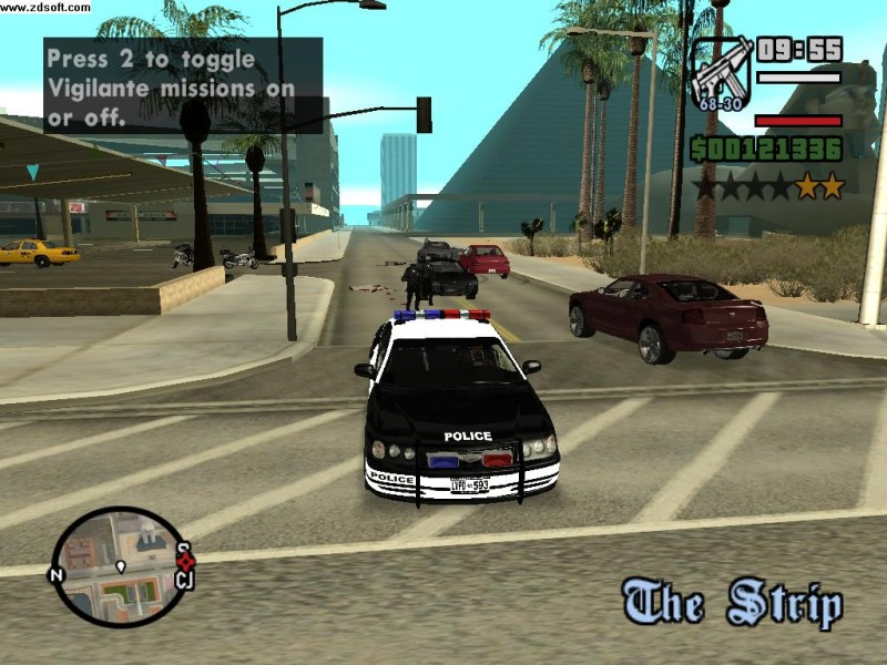 impala image - Real Cars 2 For GTA-SA mod for Grand Theft Auto: San