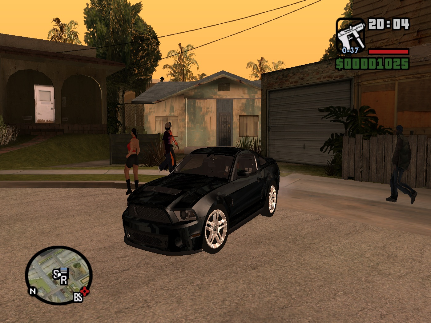 Grand Theft Auto San A...