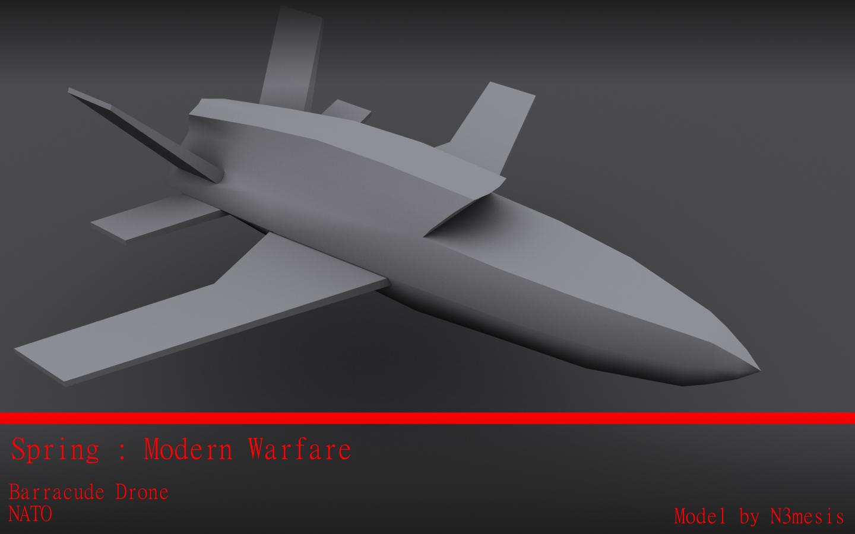 Nato Drone Image Spring Modern Warfare For Spring 1944 Mod Db