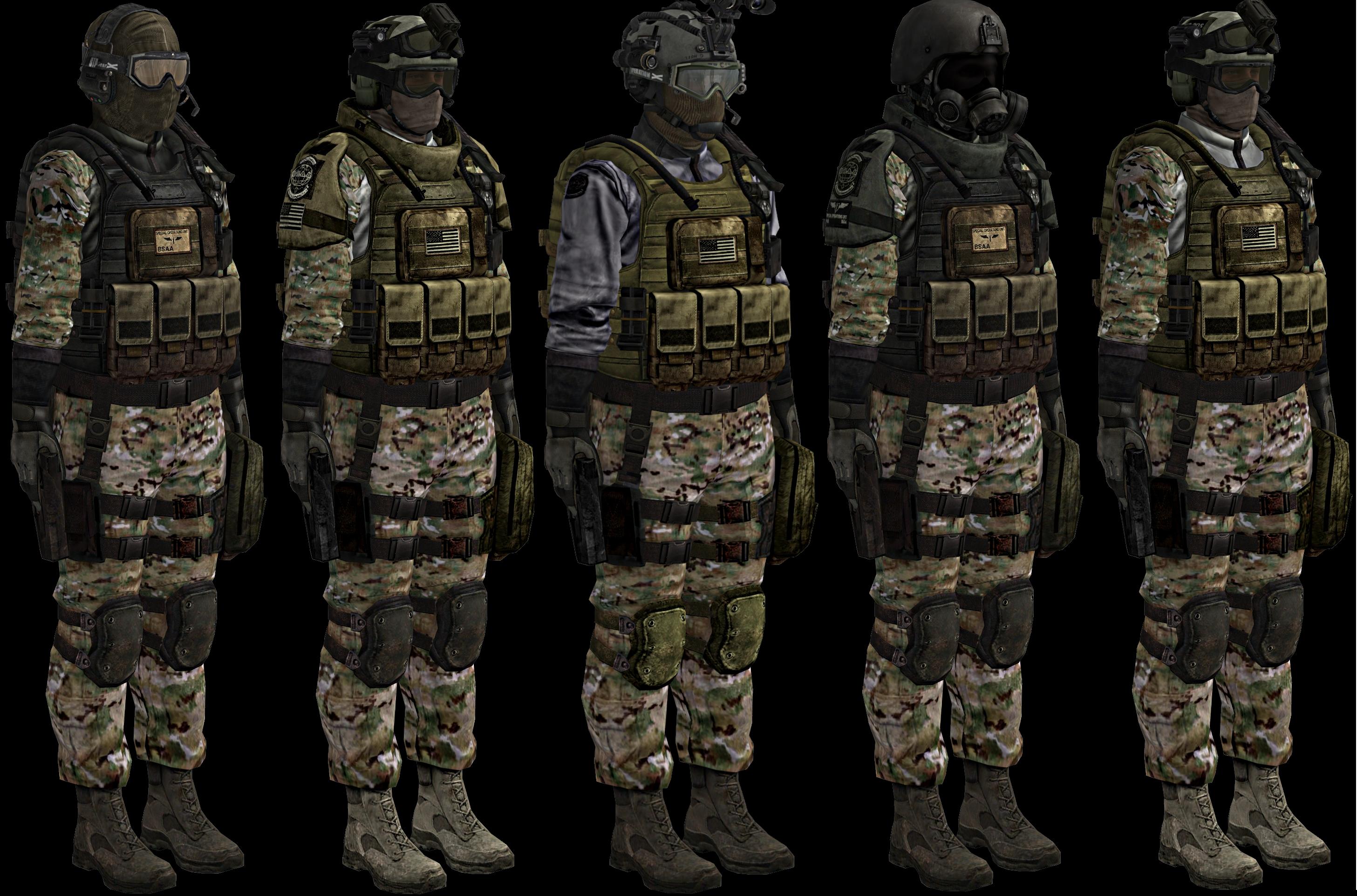 Resident Evil Bsaa Logo View Original