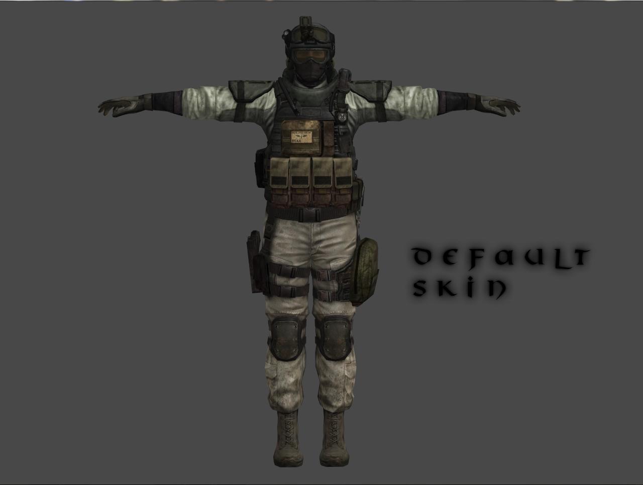 Resident Evil Umbrella Chrnicles Subway Map 3d Model.Bsaa Operator Default Skin Image Resident Evil Alternative