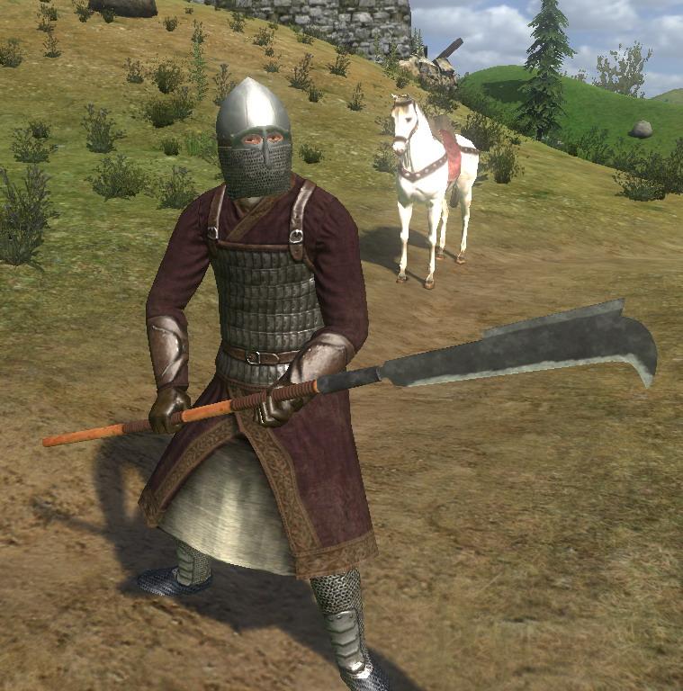 скачать мод европа 1200 на Mount And Blade Warband - фото 8