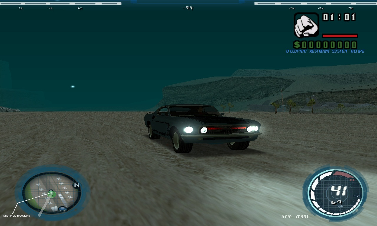 New T image - Knight Rider New Generation mod for Grand