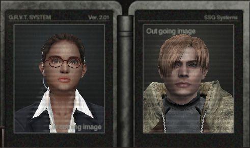 Leon Texture Fixed Image Resident Evil 3 5 Hallucination