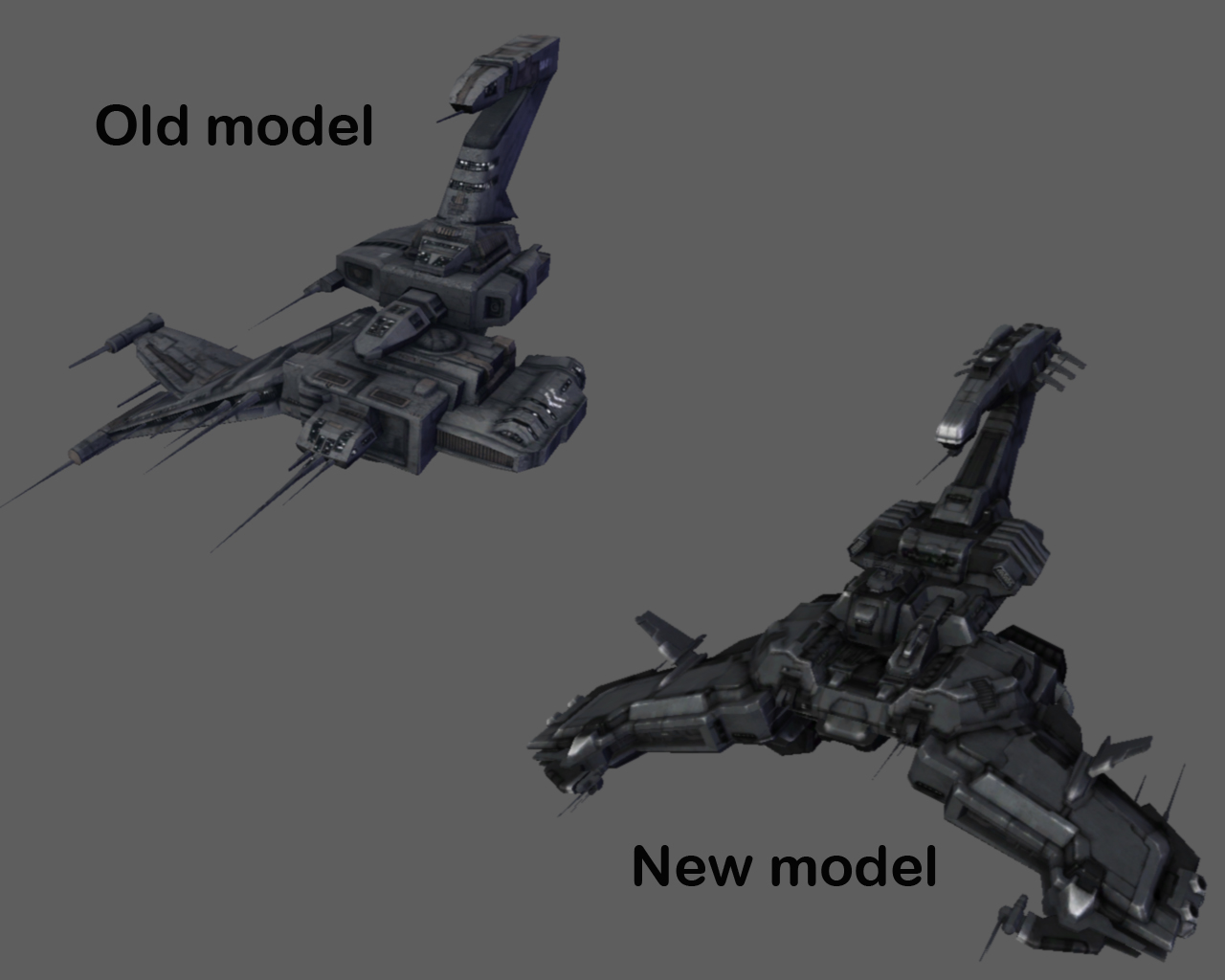 new revamped models image eve at war mod for star wars empire at