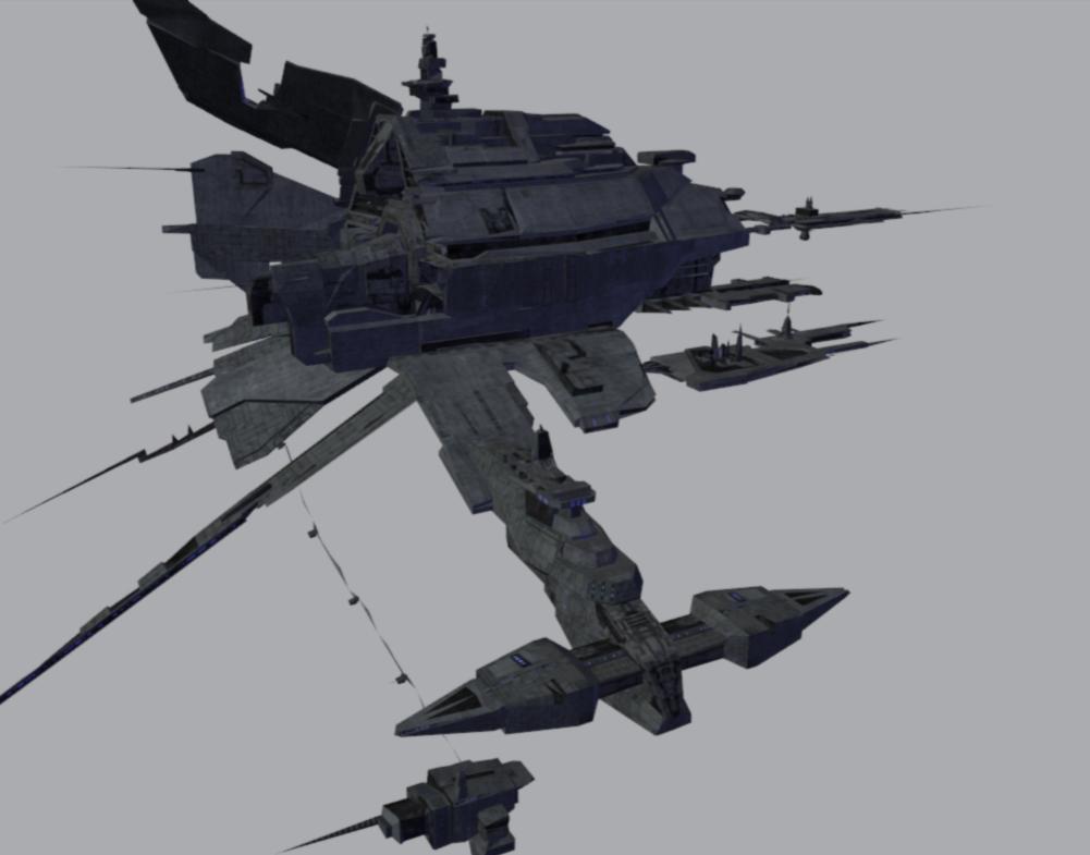 Caldari ships ever