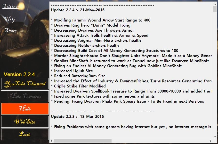 MasterHero Mod 2 2 4 Released ! news - Mod DB