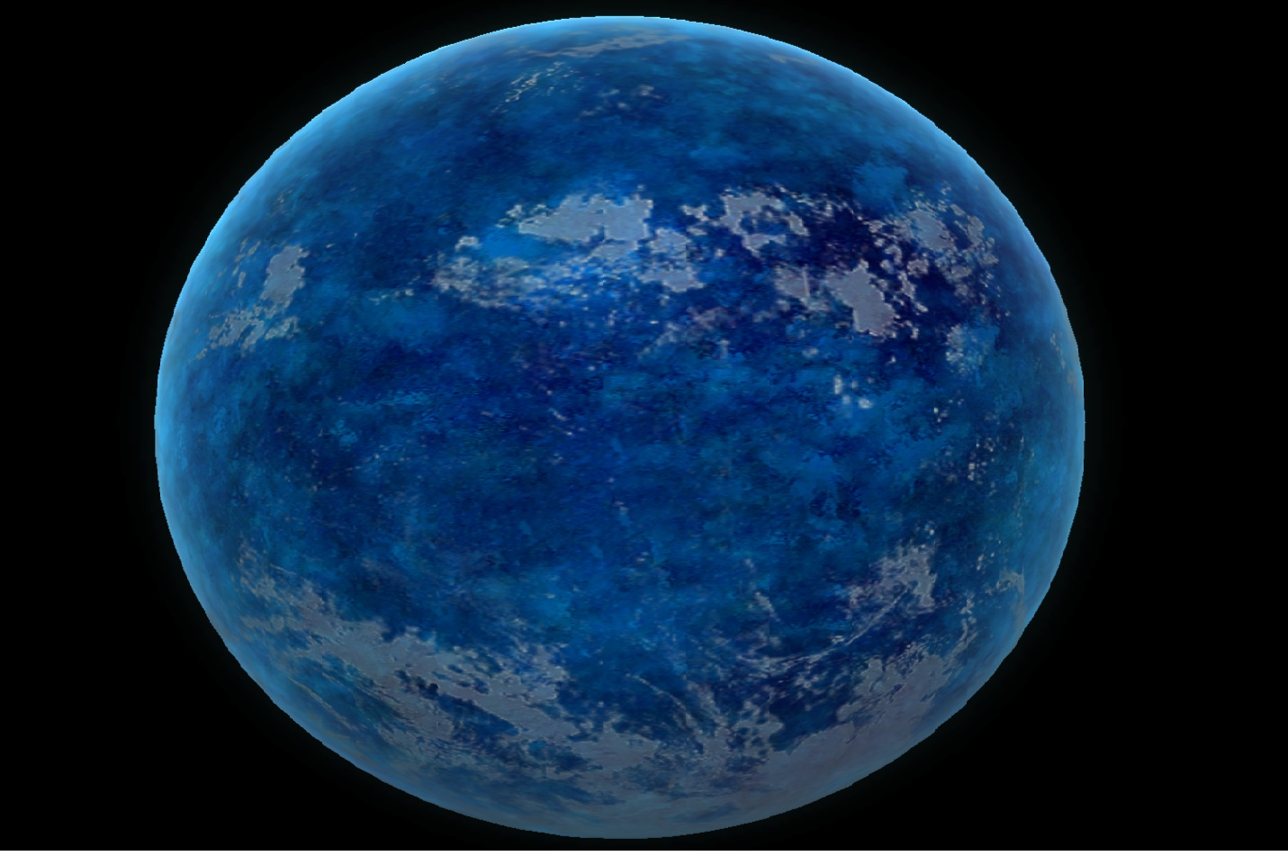 what planets have water - photo #29