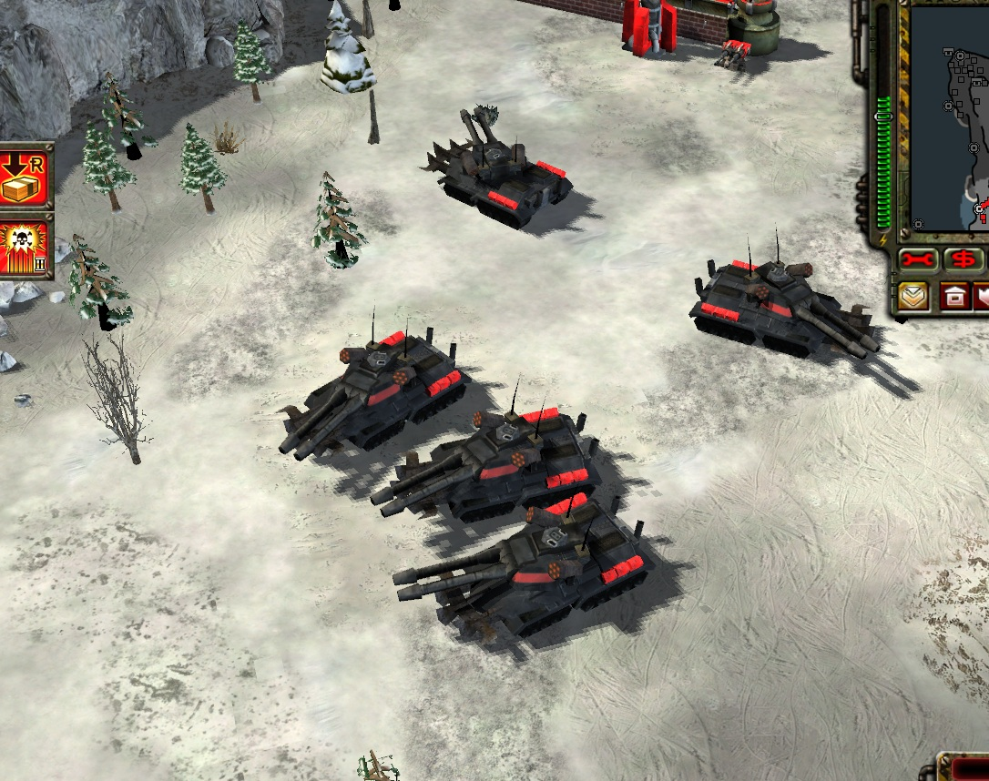 Apocalypse tanks image - Project-X mod for C&C: Red Alert ... Red Alert 3 Tank
