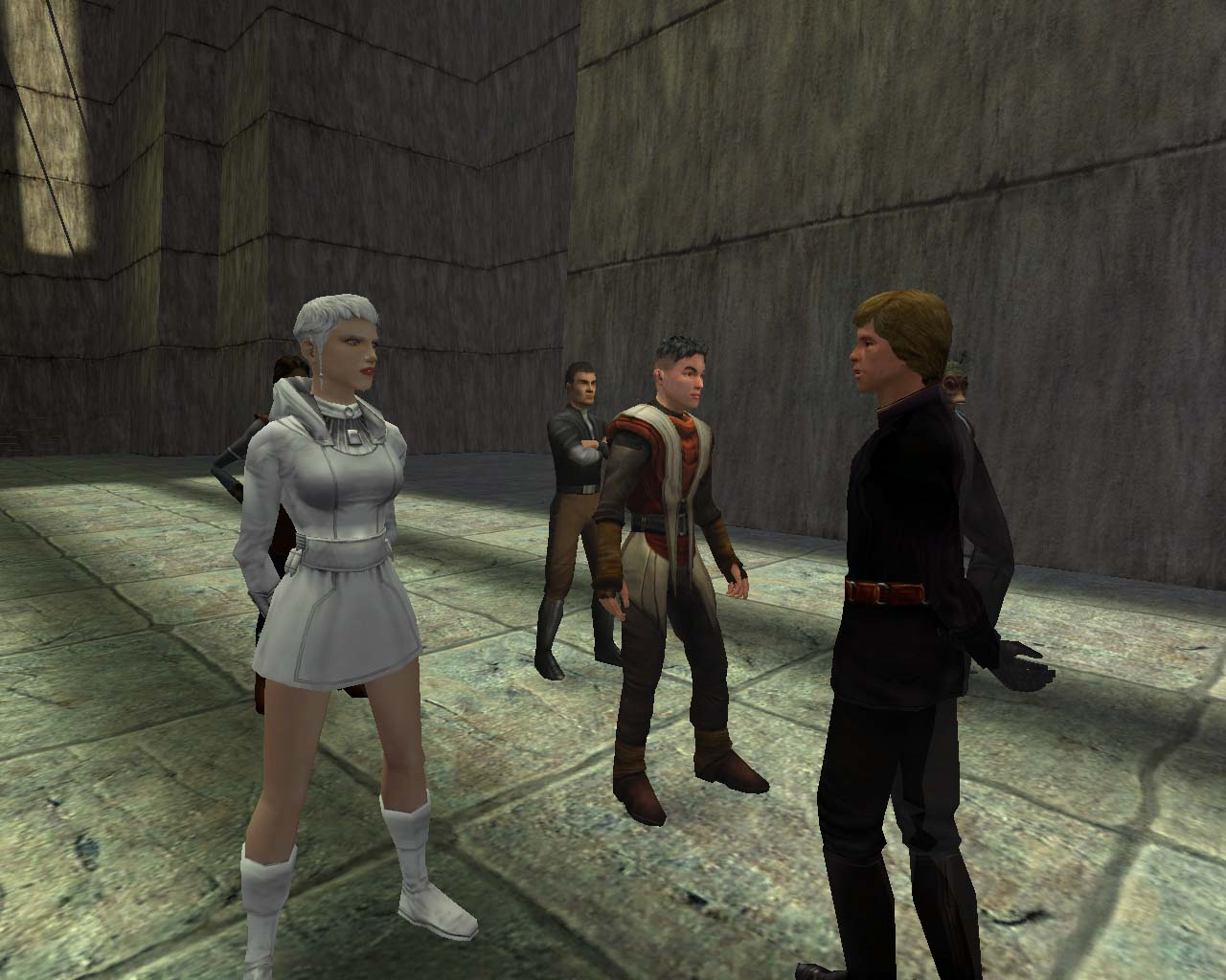 Screenie image - Return of the Sith mod for Star Wars ...