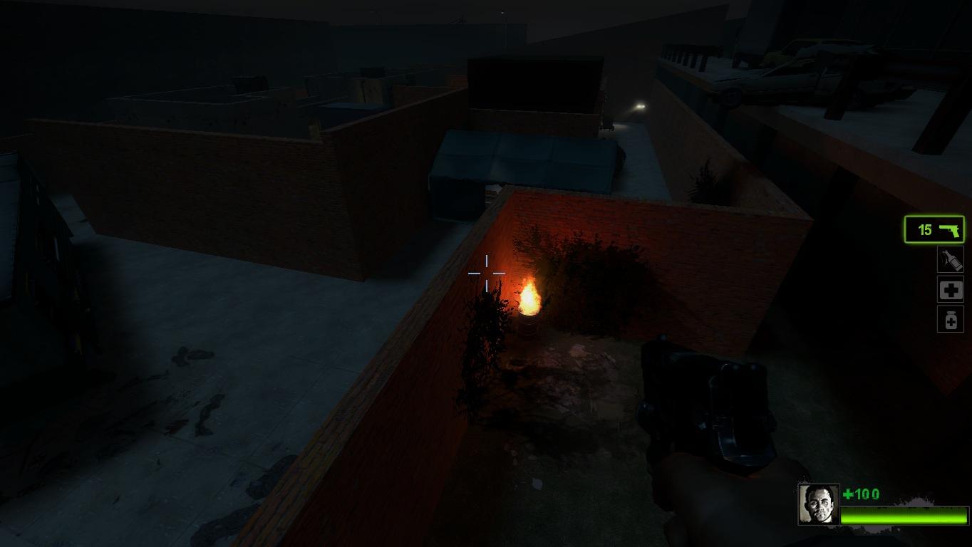 Left4dead2 Map Mods