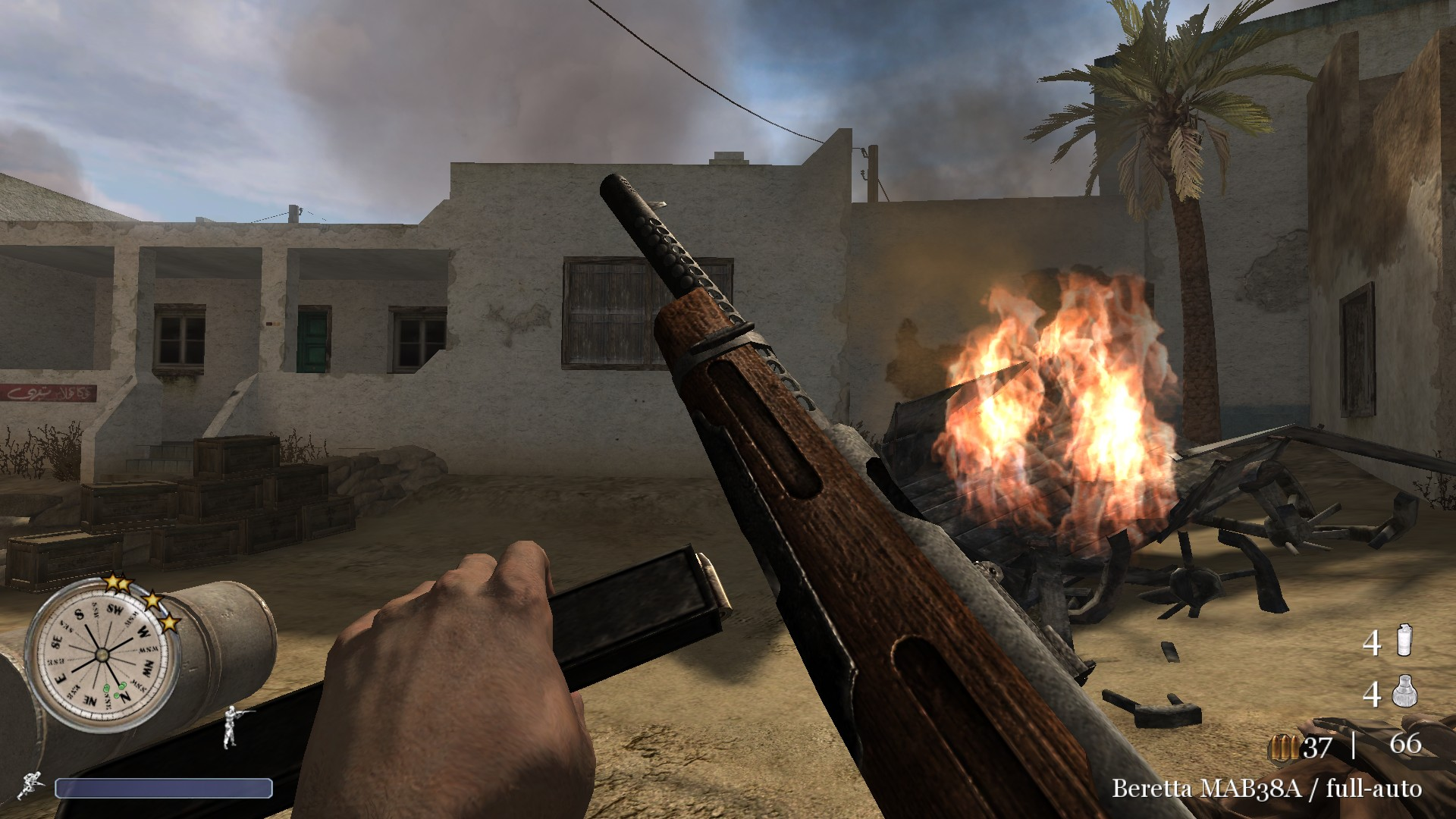 Back2Fronts Mod for Call of Duty 2 - Mod DB