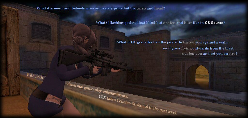 how to play counter strike 1.6 with friends