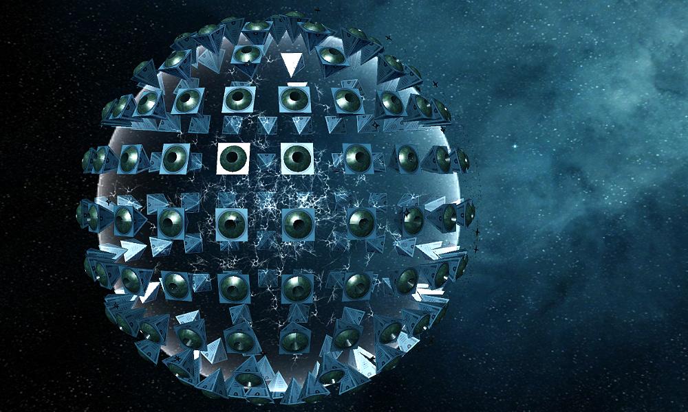 Dyson Swarm Image Maelstrom Mod For Sins Of A Solar