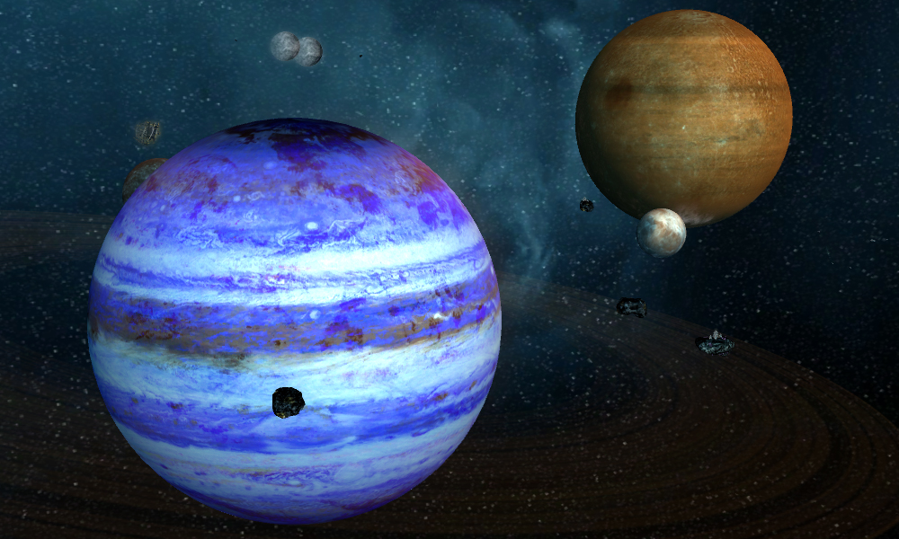 which planets are gas giants - 1000×600