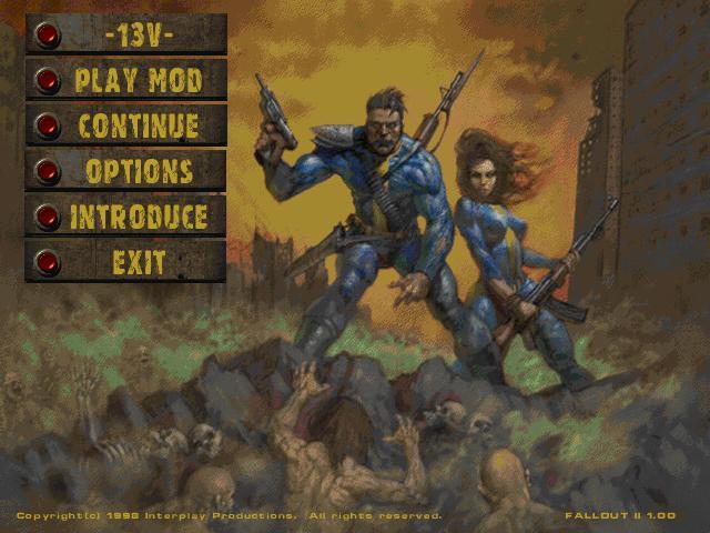 Глобальные модификации Fallout 2, игры на движке - DF2 :: ФОРУМЫ