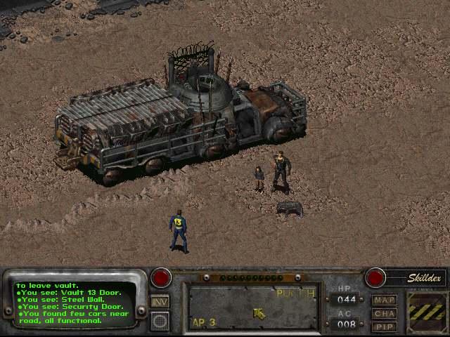 скачать моды на Fallout 2 - фото 4
