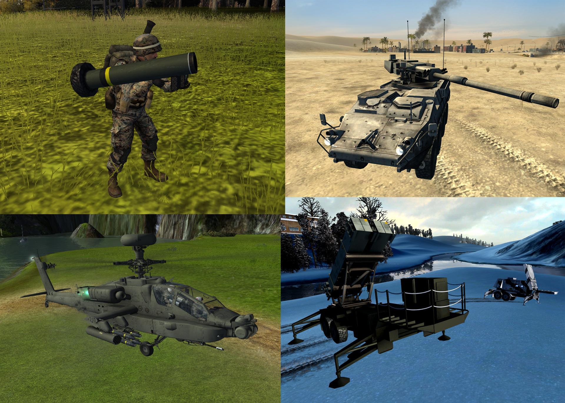 Wic Modern Warfare Mod For World In Conflict Mod Db