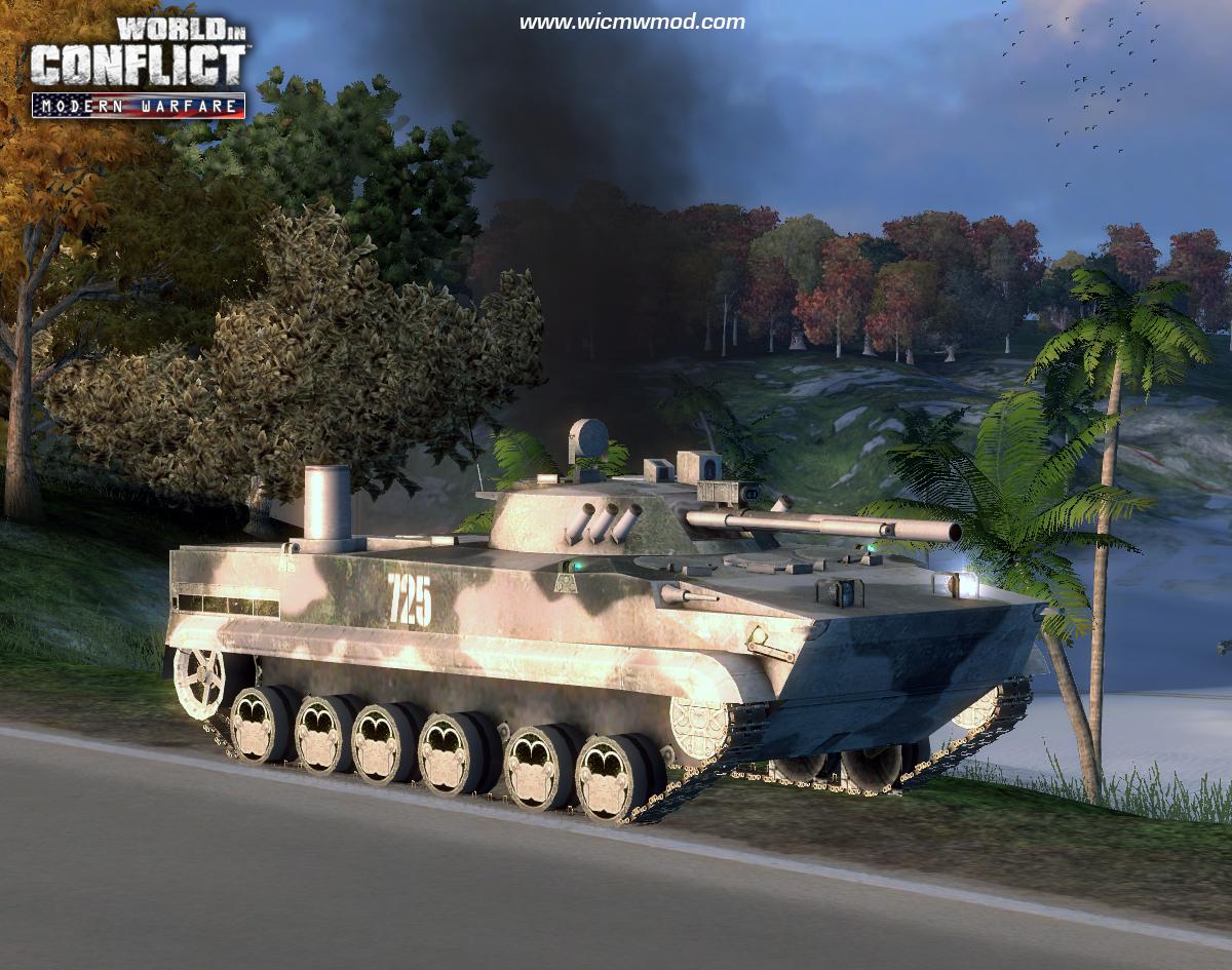 world of tanks repair mod