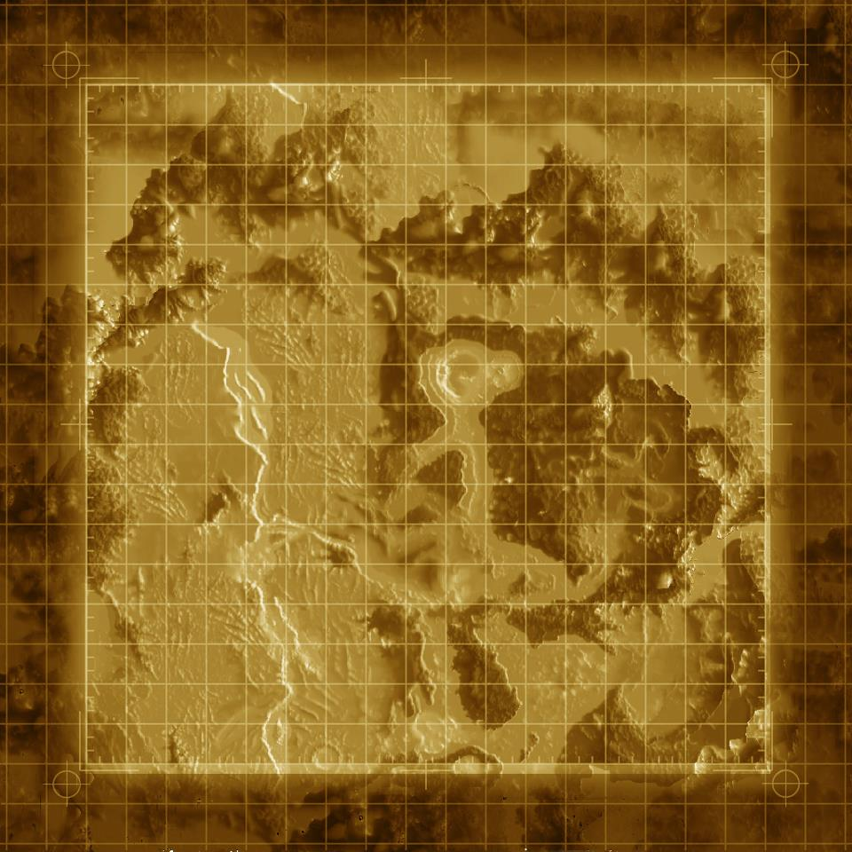 In-game Worldmap image - Fallout: New California mod for Fallout ...