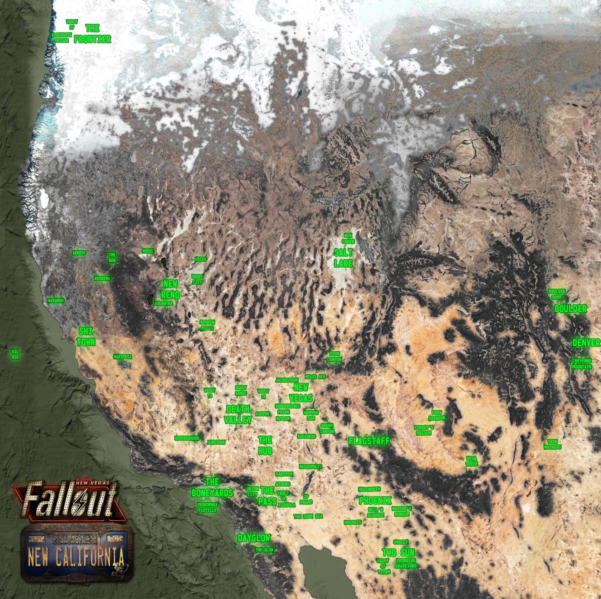 Fallout: New California | No Mutants Allowed